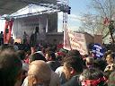 Aleviler 'Ayrımcılığa Karşı Eşit Yurttaşlık Hakkı' mitinginde buluştu.  Resmi büyük görmek için lütfen tıklayınız...