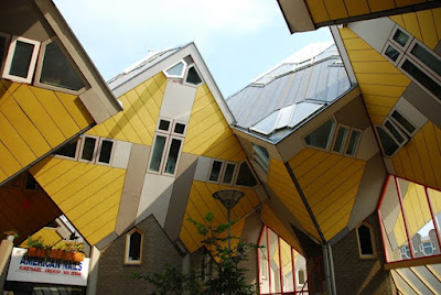 Cubic Houses (Rotterdam, Netherlands)