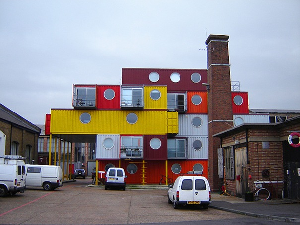 Container City (Londres, Reino Unido)
