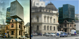 National Architects Union Headquarters (Bucharest Romania)