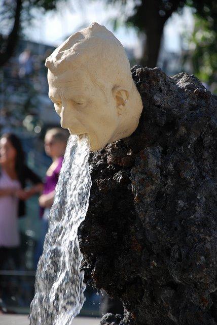 20 Curiosas Esculturas