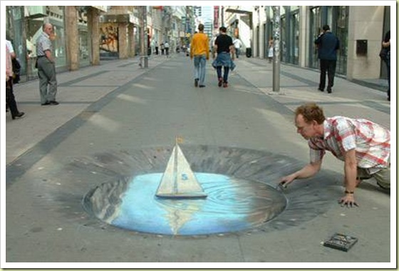 17-amazing-3d-sidewalk-art-sail