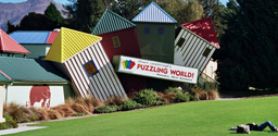 Puzzling World Lake Wanaka (Otago, New Zealand)