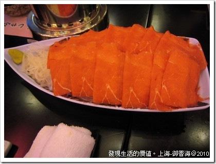 御香海-牛肉刺身