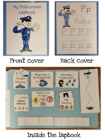 Police lapbook