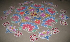 New-Year-Rangoli-Design-Hyderabad