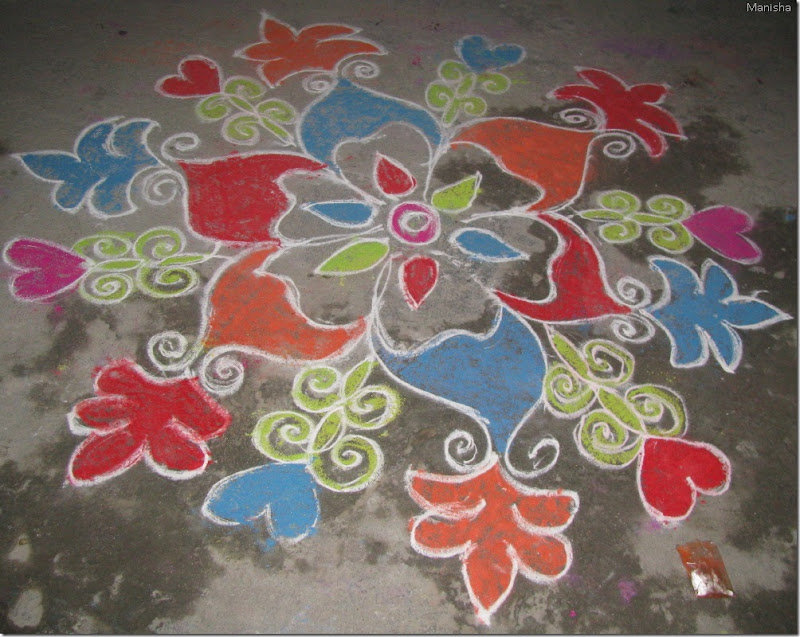 Rangoli-Design-Patterns