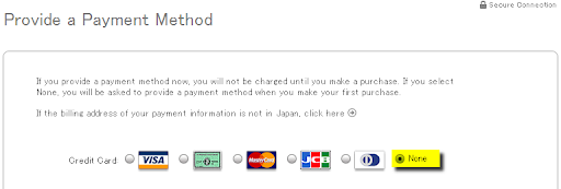how to change my payment method on itunes store