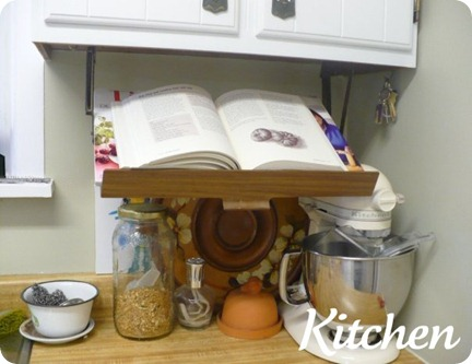 kitchen cook book