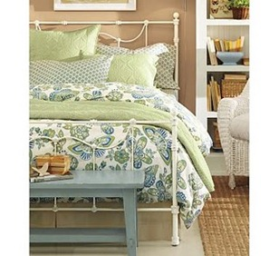 Pottery Barn_Savannah Bed & Headboard