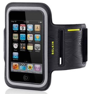 DualFit iPod Touch case from Belkin