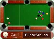 Jogo Bilhar 15 bolas multijogadores