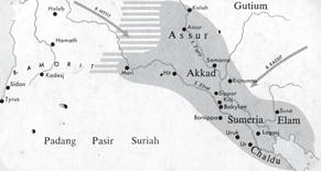 Peradaban lembah Sungai Eufrat dan trigis