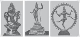Dewa Brahma, Dewa Wisnu, Sewa Siwa