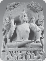 Arca Buddh Sidharta Gautama
