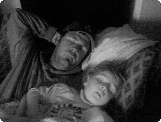 Sleepy(b&w)