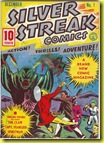 Silver Streak Comics #01 - the claw