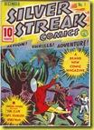 Silver Streak Comics #01 - the claw