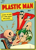 Plastic Man 21 cover comic book