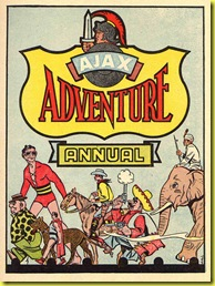 Ajax Adventure Annual 1952-005