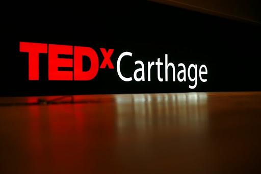 [TEDxCarthage logo by @Karim2k]