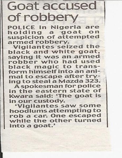 goatrobbery