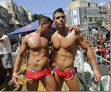 gay pride israel