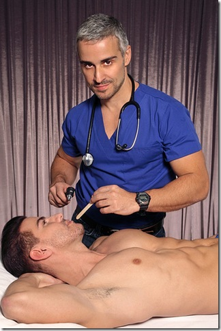 gay doctor
