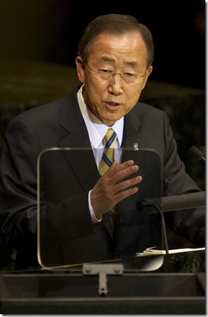 ban ki moon