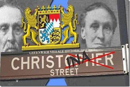 christina street