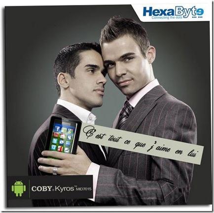gay april's fool ad
