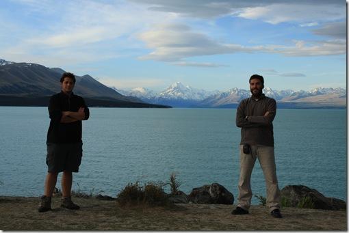 De Milford al lago Tekapo 036