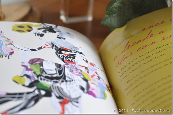 Christian Lacroix and the tale of sleeping beauty by Camilla Morton / book review / best fashion books / fashion fairy tales  / via fashioned by love british fashion blog