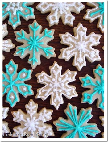 snow flake cookies3