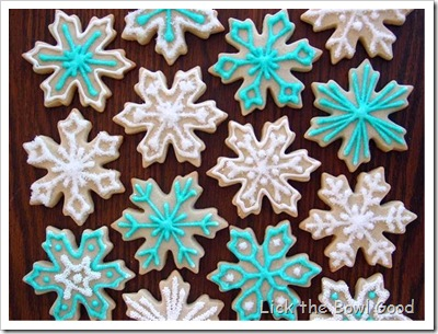 snow flake cookies2