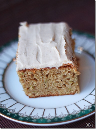 zuchini-spice-cake