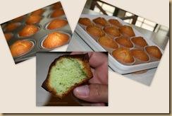 muffins cioccomenta