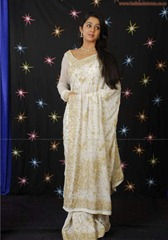 tollywood-actress-charmi-in-designer-white  saree_actressinsareephotos_blogspot_com_18