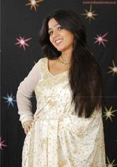 tollywood-actress-charmi-in-designer-white  saree_actressinsareephotos_blogspot_com_19
