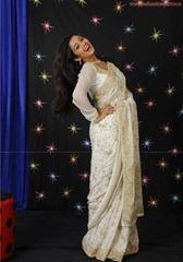 tollywood-actress-charmi-in-designer-white  saree_actressinsareephotos_blogspot_com_27