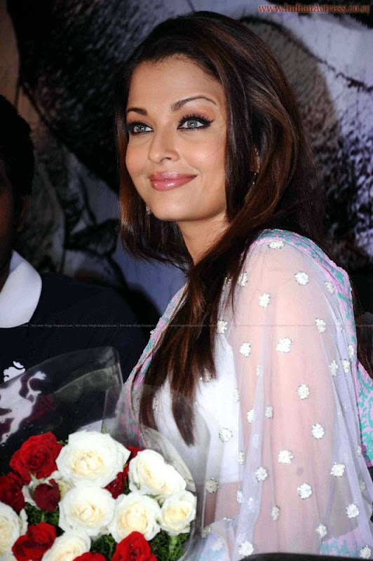 Aishwarya-Rai-hot-in-white-saree-1
