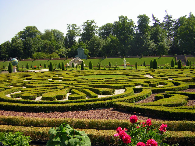 Paleis Het Loo, il giardino