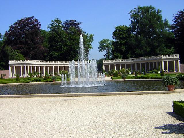 Paleis Het Loo, le Fontane