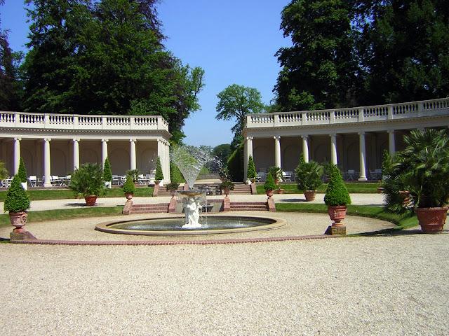 Paleis Het Loo, la Fontana