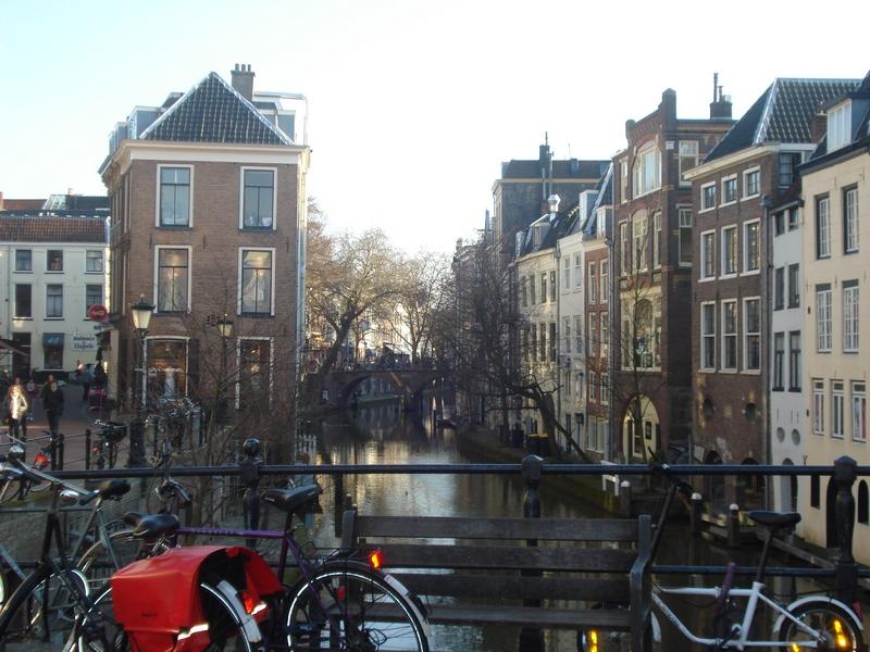 Panorama di Utrecht