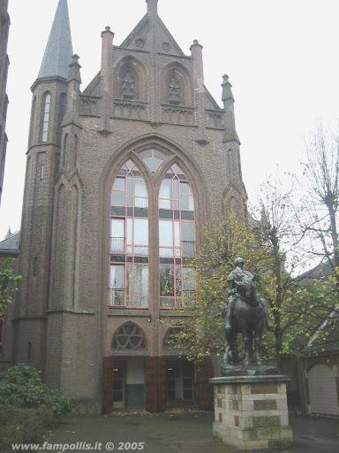 Utrecht, una Chiesa