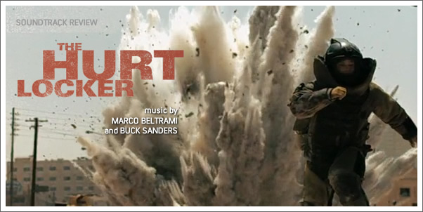 The Hurt Locker (Soundtrack)  Marco Beltrami / Buck Sanders - Review