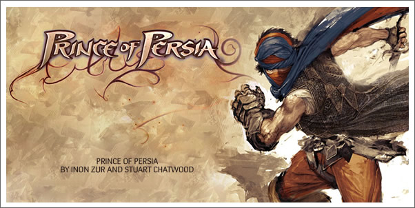 New Prince of Persia Game Score by Inon Zur and Stuart Chatwood