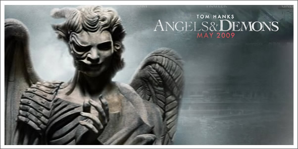 Angels and Demons Teaser Trailer