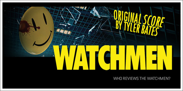 Watchmen (Soundtrack) by Tyler Bates - Review
